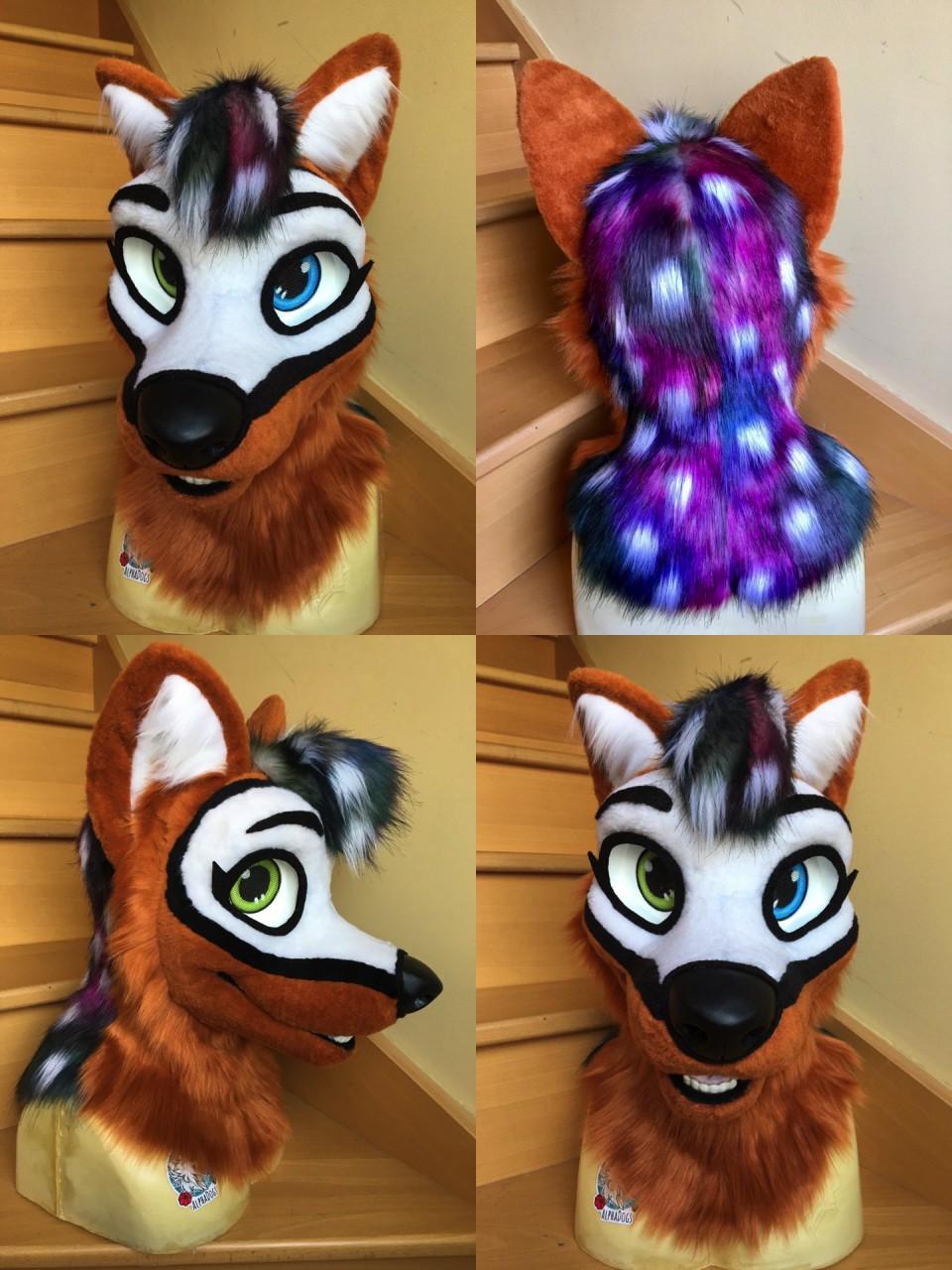 Alpha Dogs Studios – Custom fursuit creation!