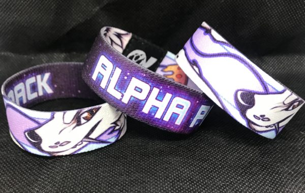 AlphaDogs Wristband
